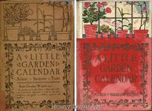 A Little Garden Calendar