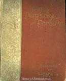 Dante's Purgatory and Paradise